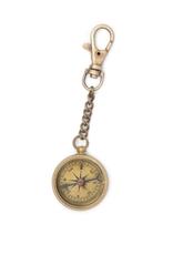 TTV USA Keychain, compass