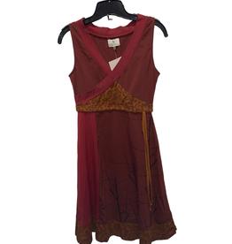 Rust Bianca Dress (Small)