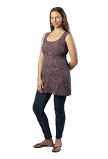 Plum Eden Tunic/Dress (Large)