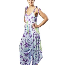 Purple Nola Romper (Medium/Large)