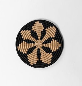 Soko Home Hand Woven Trivet- Round Table