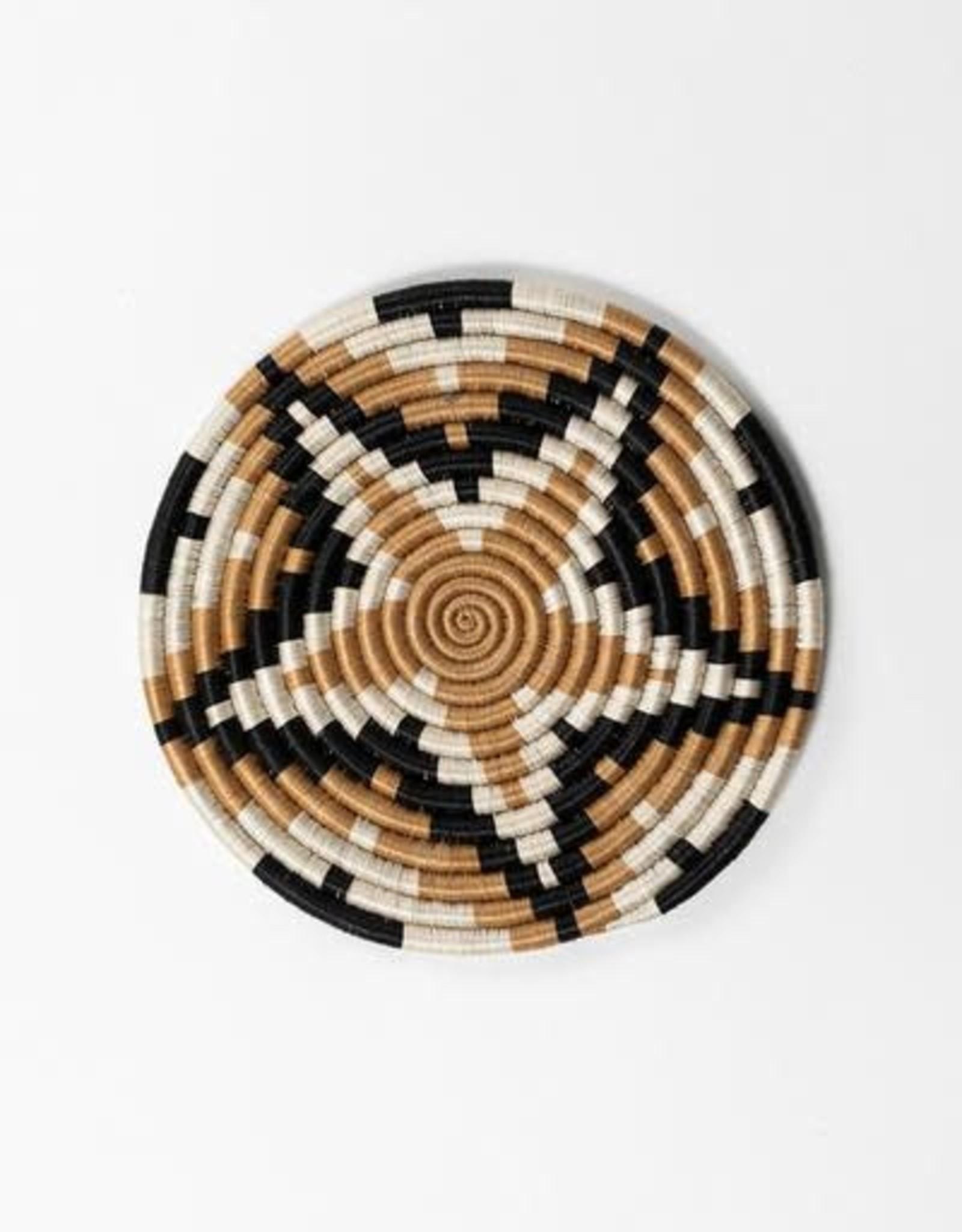 Soko Home Hand Woven Trivet- Starburst