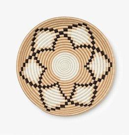 """Soko Home Neri Bowl- Tea & White- 12"""""""