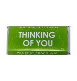 Peace by Chocolate Chocolate Thinking of You Bar Peace by Chocolate