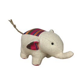 Stuffed Elephant Toy Small