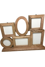 Ten Thousand Villages Picture Frame, Multi Mangowood