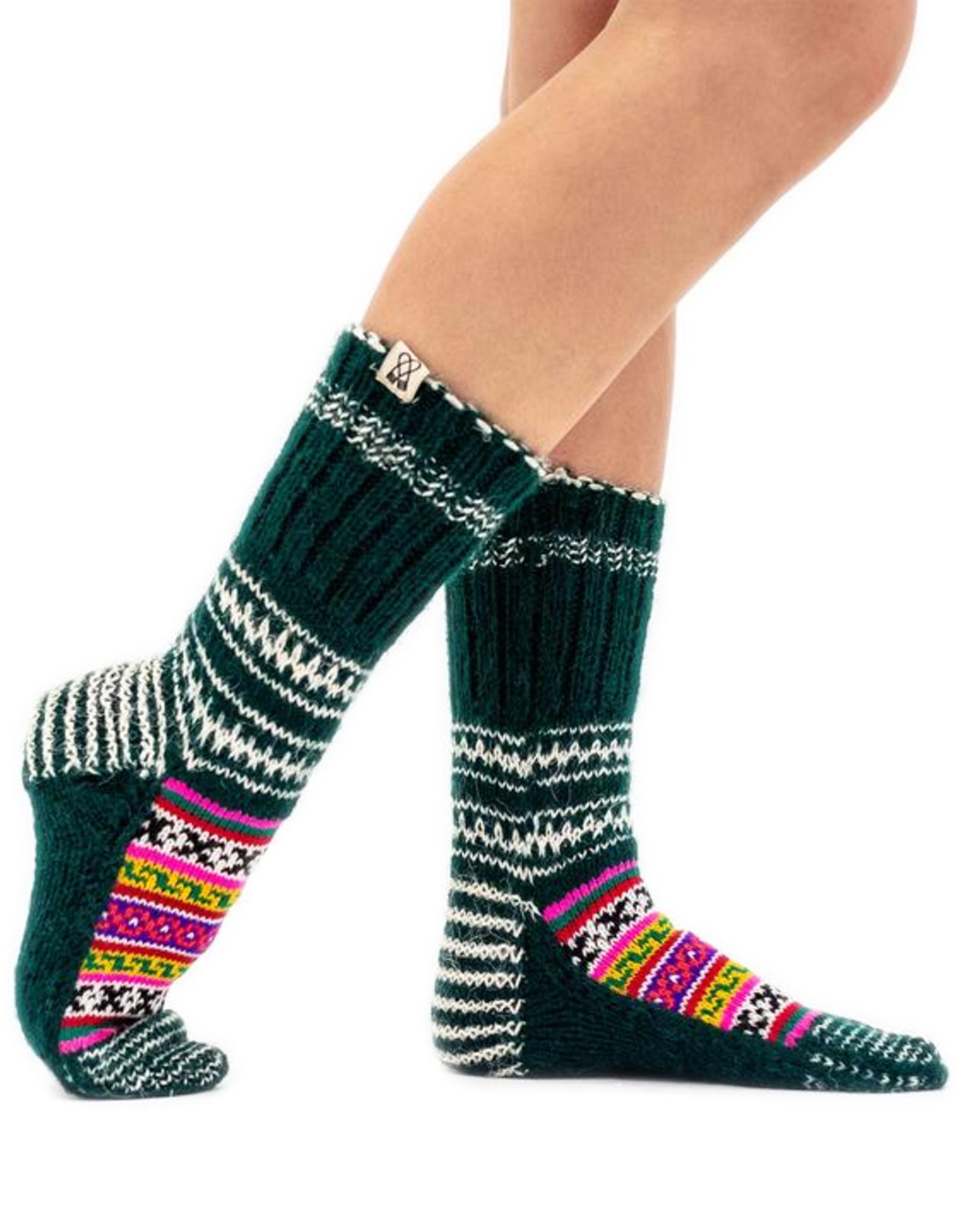 "Fazl Socks Fazl Bundar (Monkey) Medium 10"""
