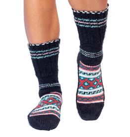 "Fazl Socks Fazl Raajasee (Royal) Medium 10"""
