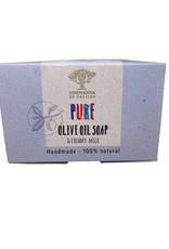 Eco Fair Soap Olive Oil w/ Milk