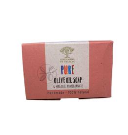 Eco Fair Soap Olive Oil w/ Pomegranate
