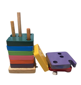 Eco Fair Stacking Challenge Game