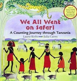 Barefoot Books Book We All Went on Safari