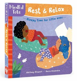 Barefoot Books Mindful Tots Rest & Relax