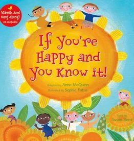 Barefoot Books Book If You're Happy w/ CD