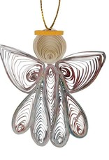 TTV USA Ornament Quilled Paper Angel