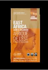 Level Ground Coffee, East Africa Dark & Balanced, Ground 300g