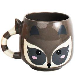 TTV USA Raccoon Mug