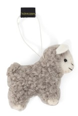 TTV USA Ornament Fleece Navidad Sheep - Nepal