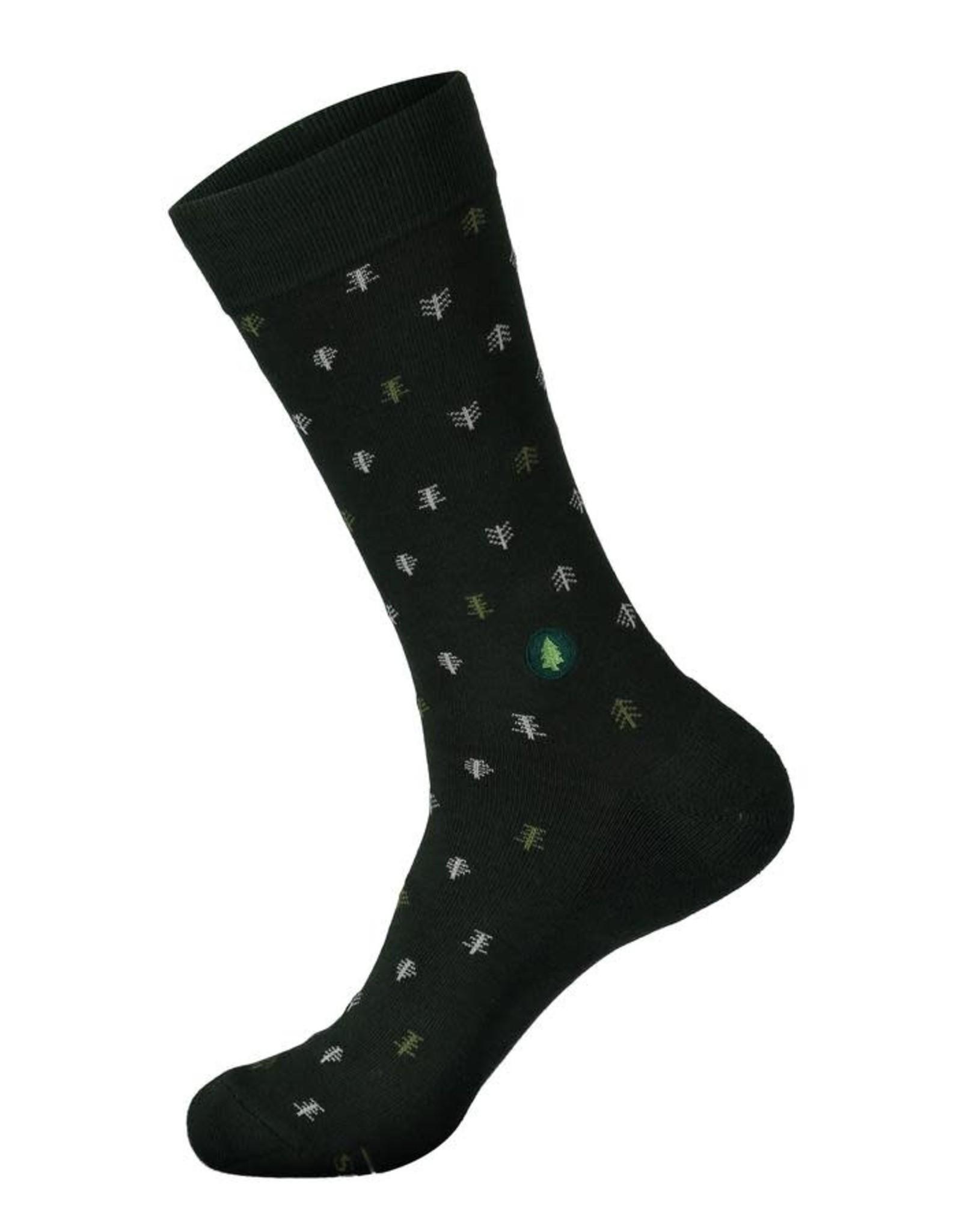 Conscious Step Socks that Plant Trees (Medium) - India