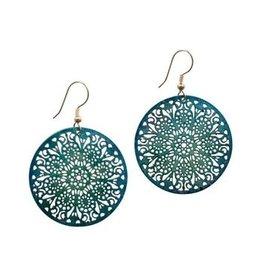 TTV USA Earrings Lacy Verdure - India