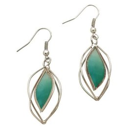 TTV USA Earrings Precious Sage - Philippines