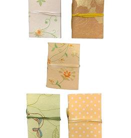 Eco Fair Notebook, small - India