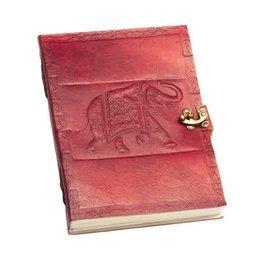 TTV USA Leather Elephant Journal - India