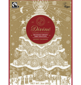 Divine Chocolate Divine Dark Chocolate Advent Calendar