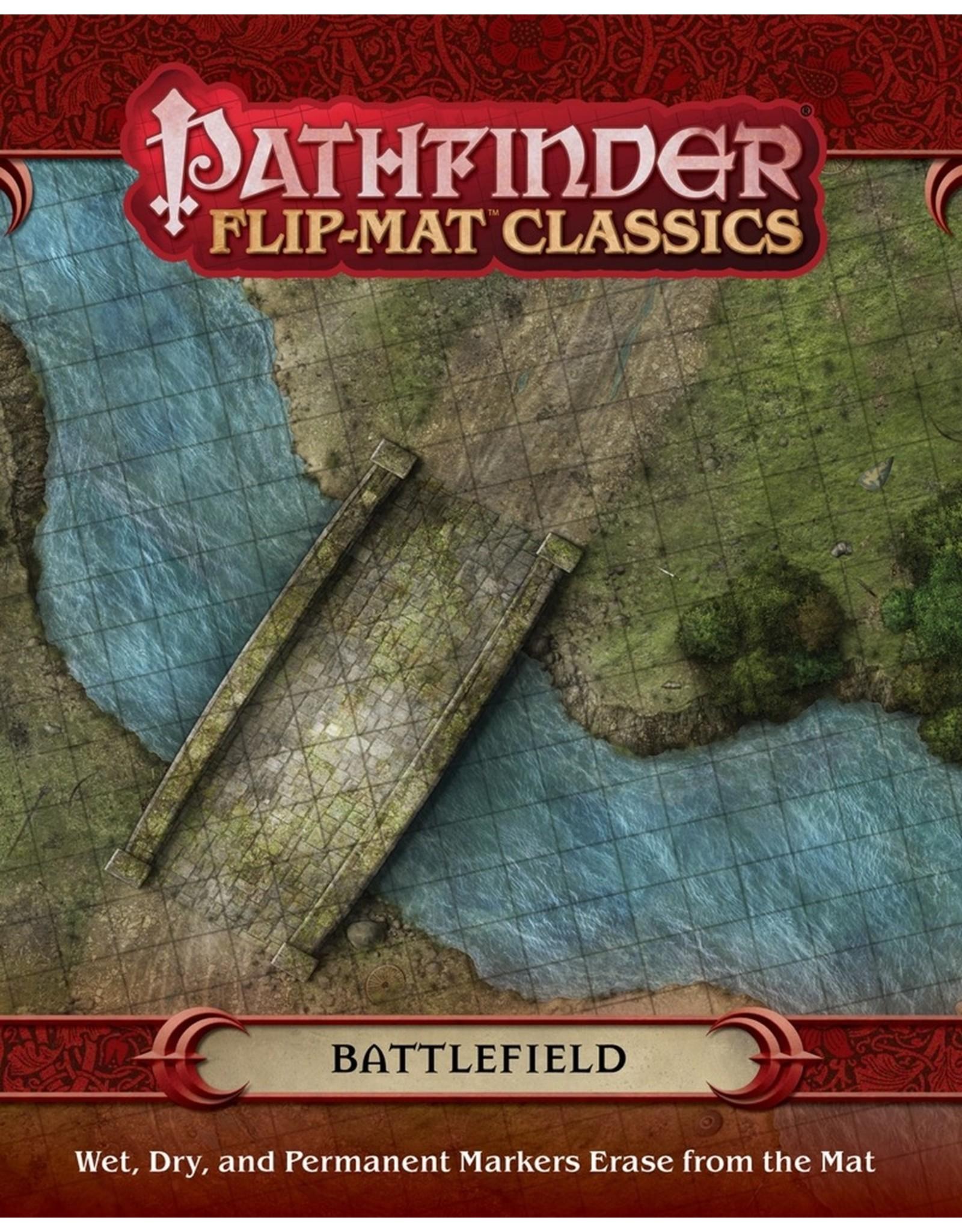 Paizo Publishing PF Flip-Mat Classics: Battlefield