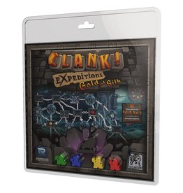 Renegade Games Studios Clank! Expeditions: Gold and Silk