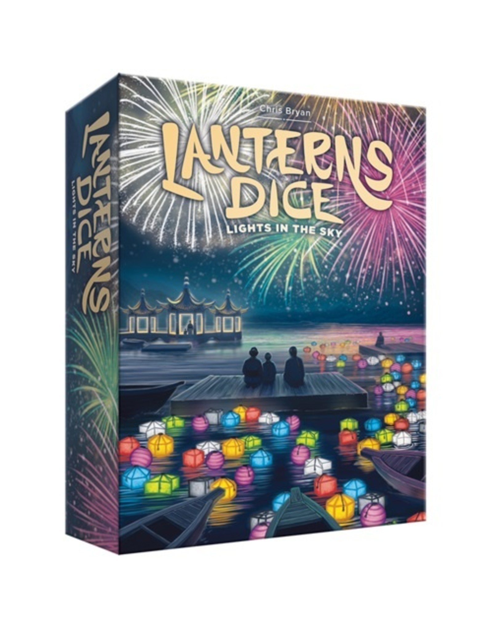 Renegade Games Studios Lanterns Dice: Lights in the Sky