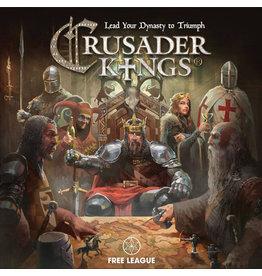 Free League Publishing Crusader Kings