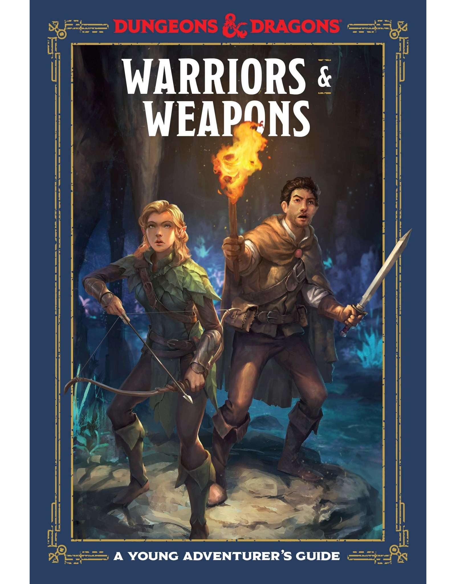 Random House D&D: Young Adv Guide: Warriors & Weapons