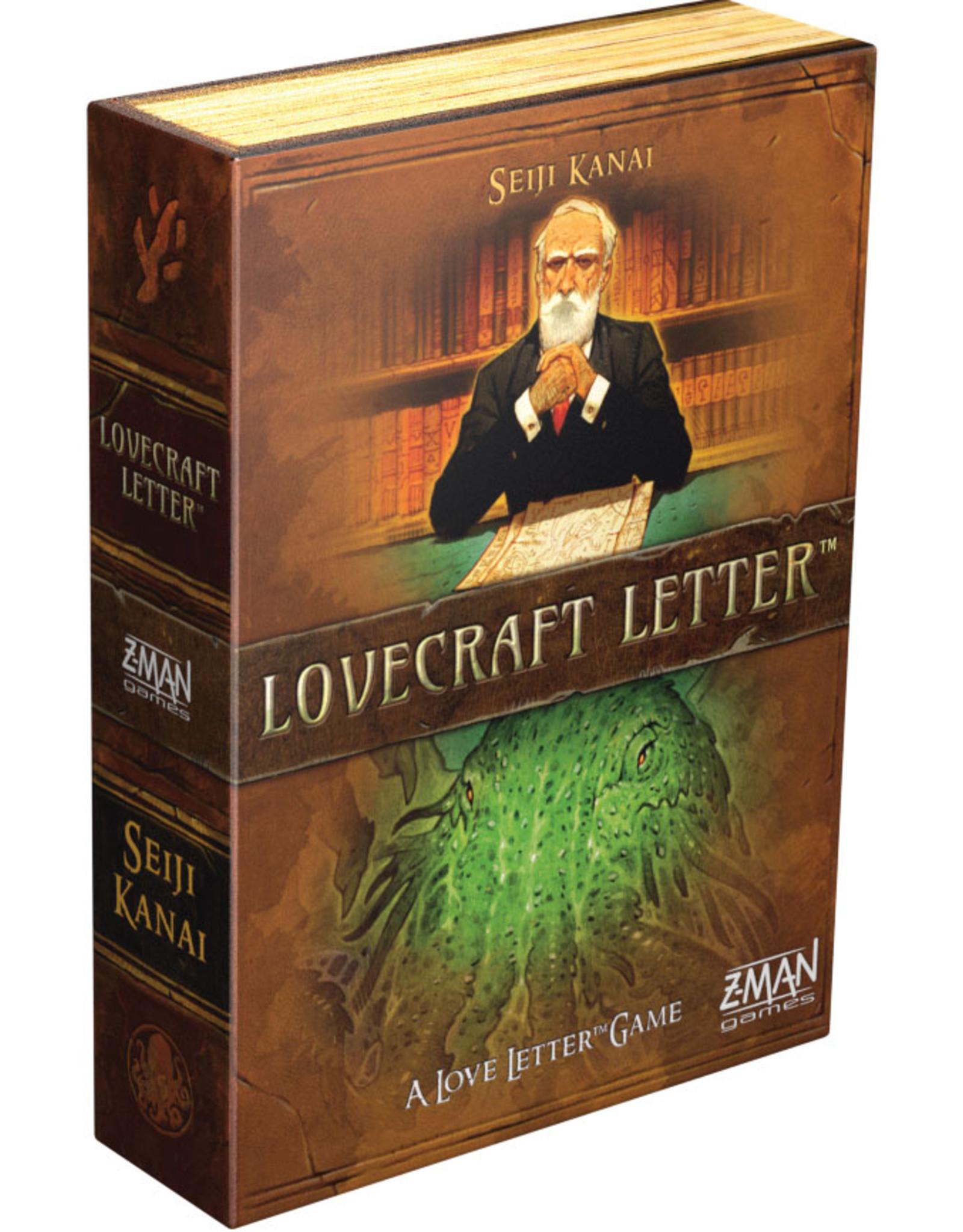 Alderac Entertainment Group Lovecraft Letter