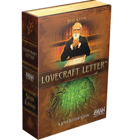 Alderac Entertainment Group Lovecraft Letter