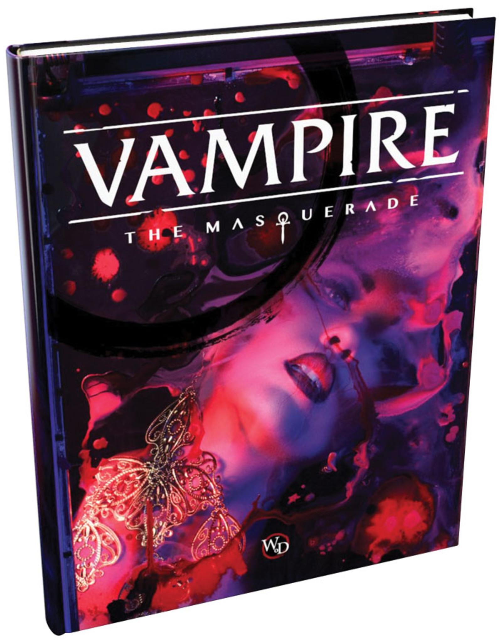 Role Playing Vampire the Masquerade: 5th Edition Core Rulebook