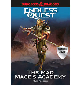 Random House D&D: EQ: The Mad Mage's Academy