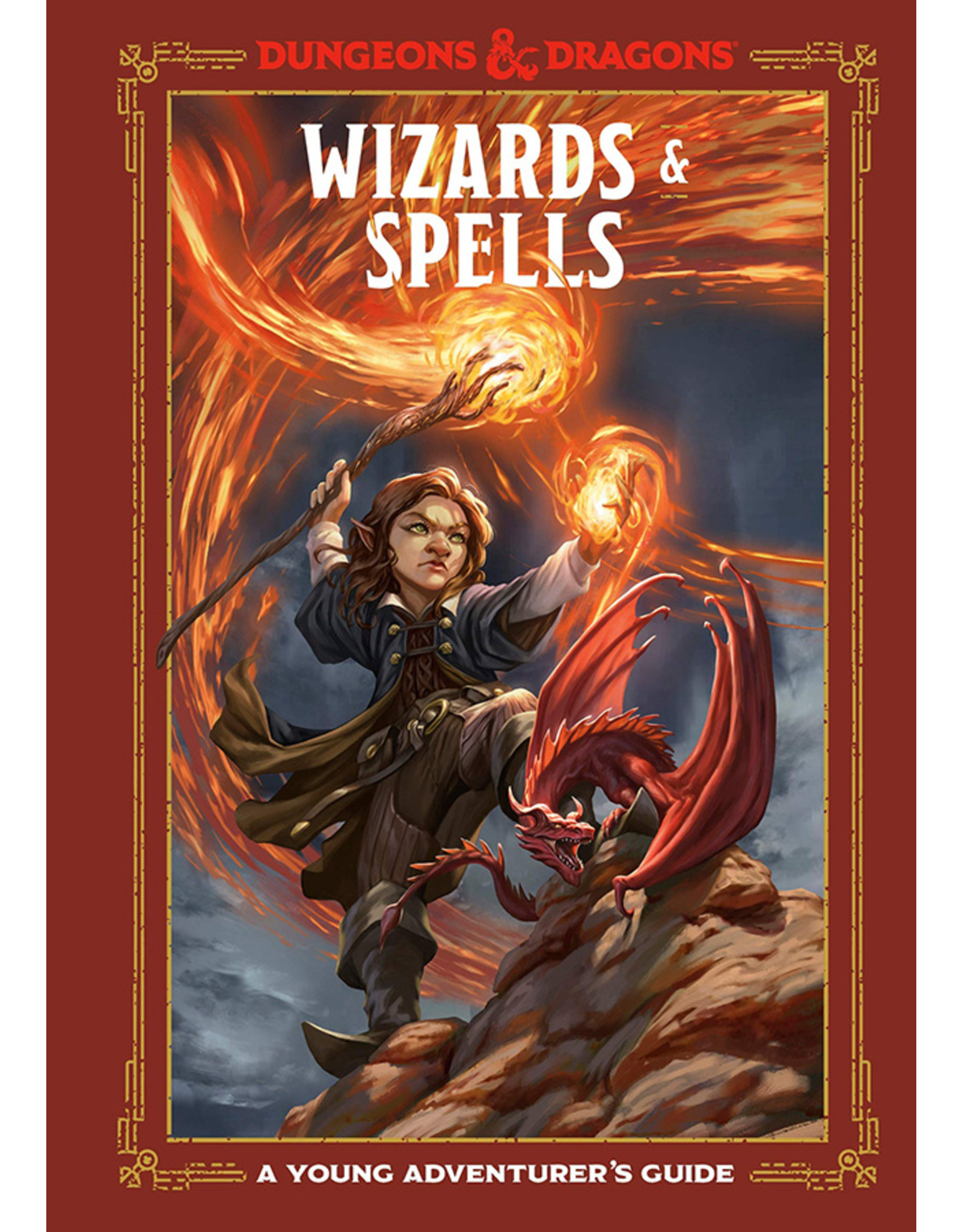 Random House D&D: Young Adv Guide: Wizards & Spells