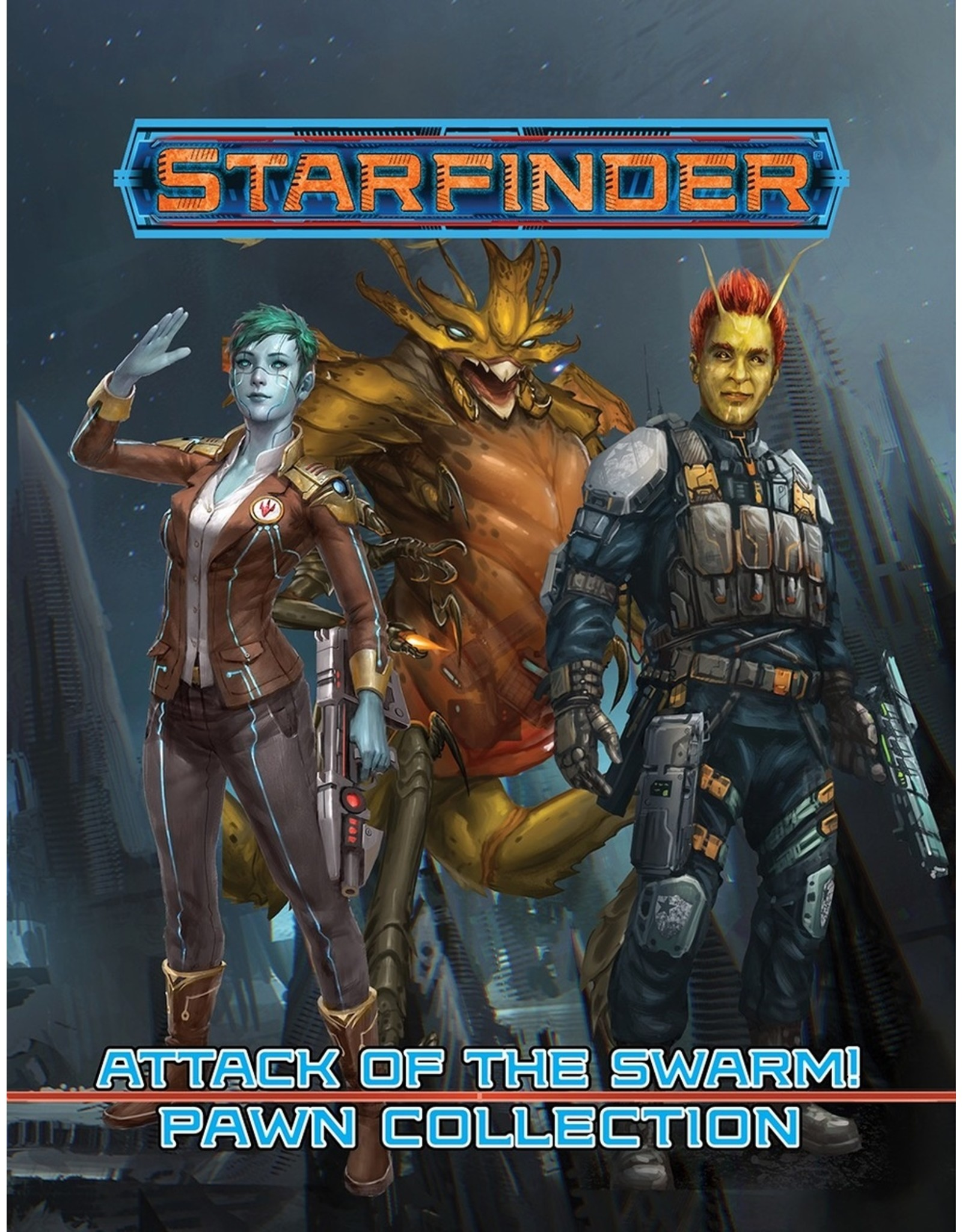 Paizo Publishing Starfinder RPG: Pawns: AotS! Collection