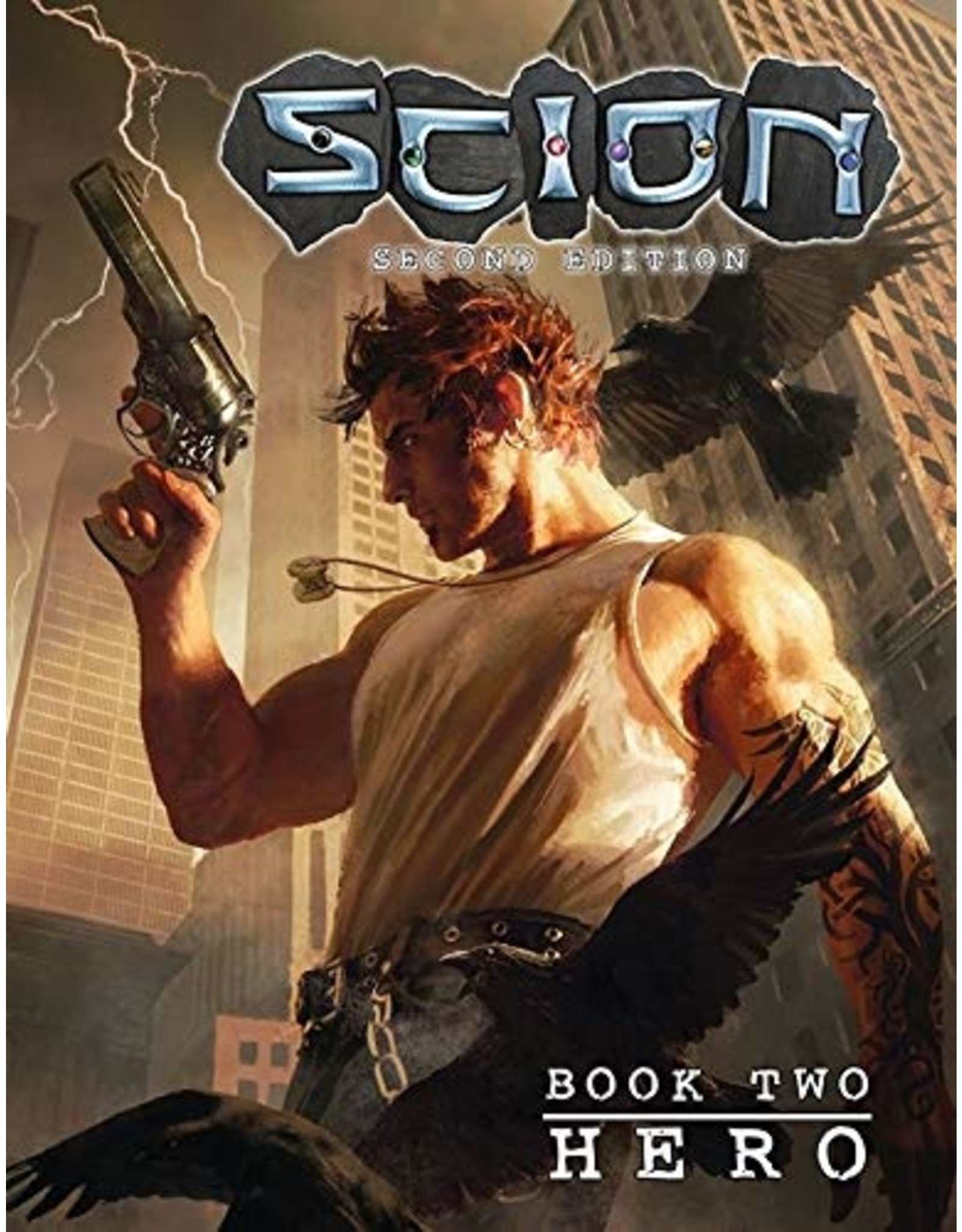 Role Playing Scion: Hero Second Edition