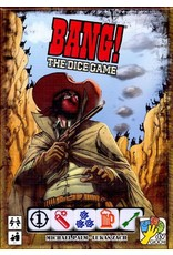 Mayfair Games Bang: The Dice Game