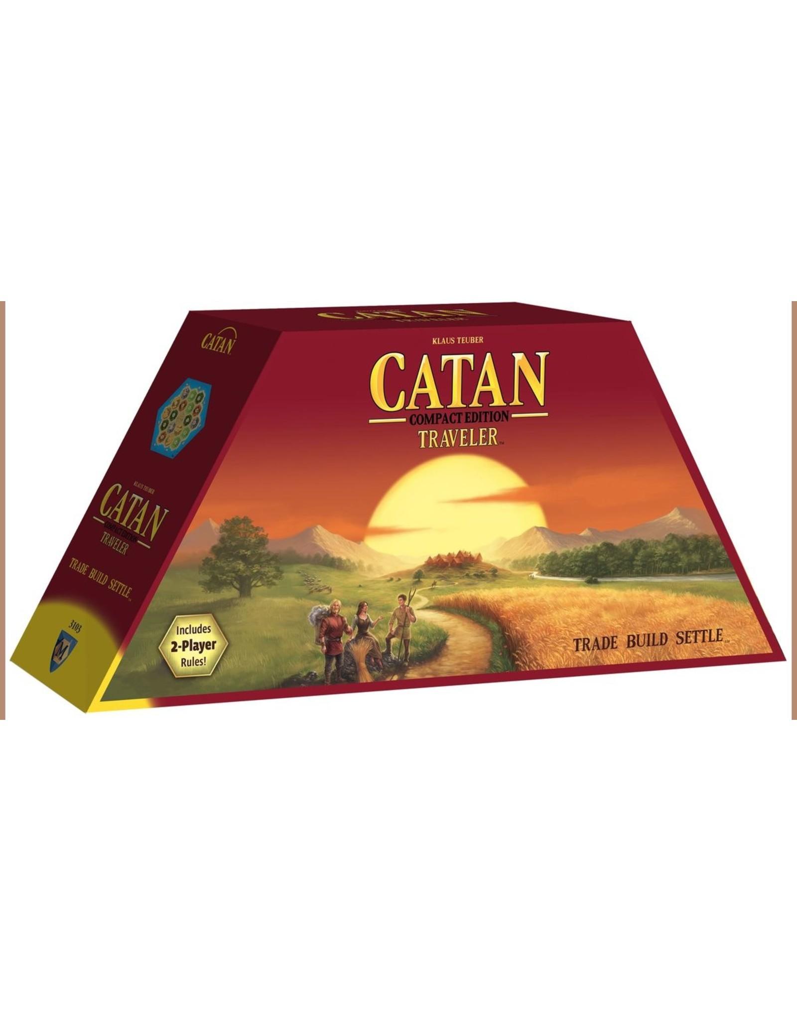 Catan Studios Catan Travel Edition