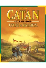 Mayfair Games Catan Cities and Knights