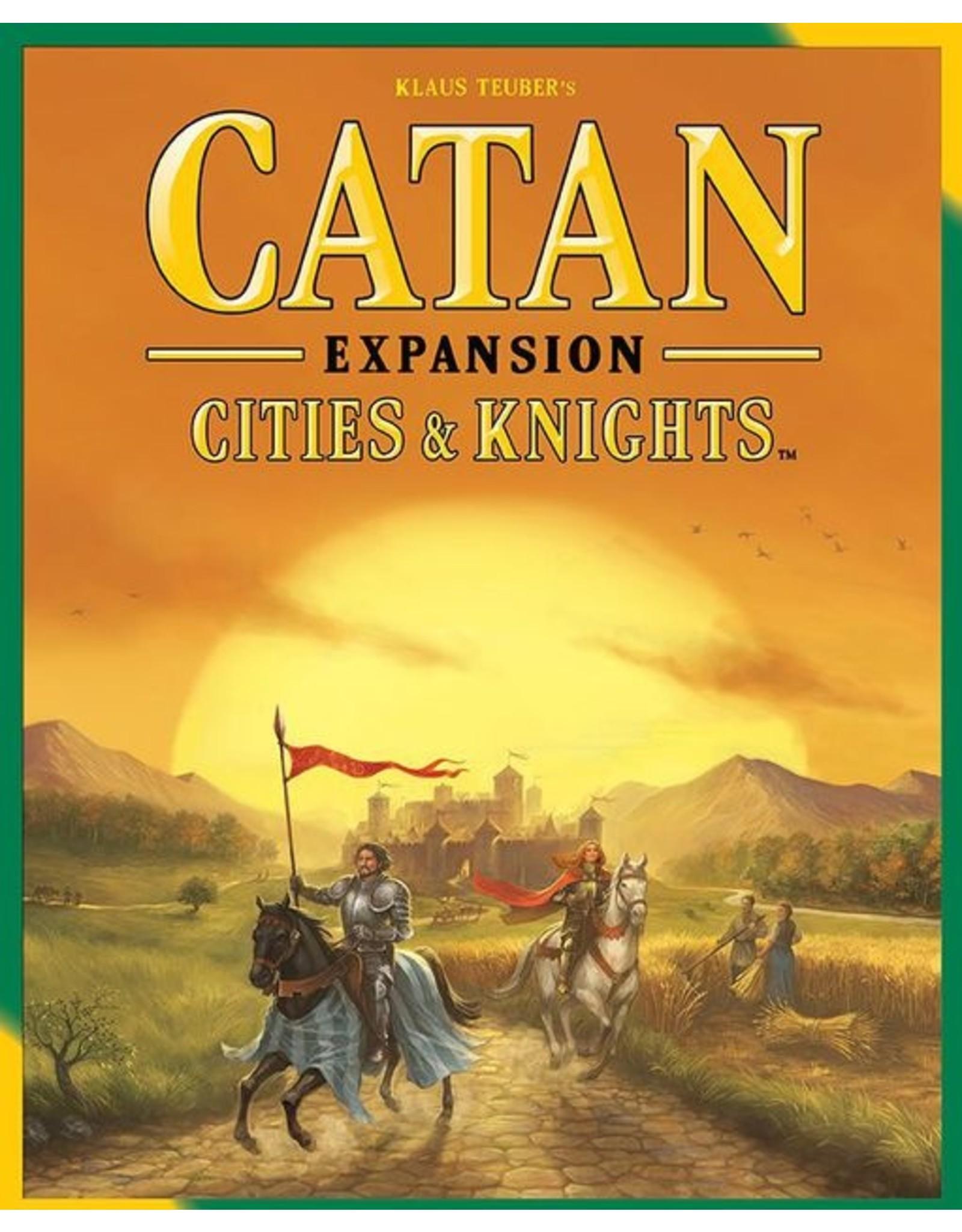 Catan Studios Catan Cities and Knights