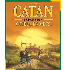 Asmodee Catan Cities and Knights
