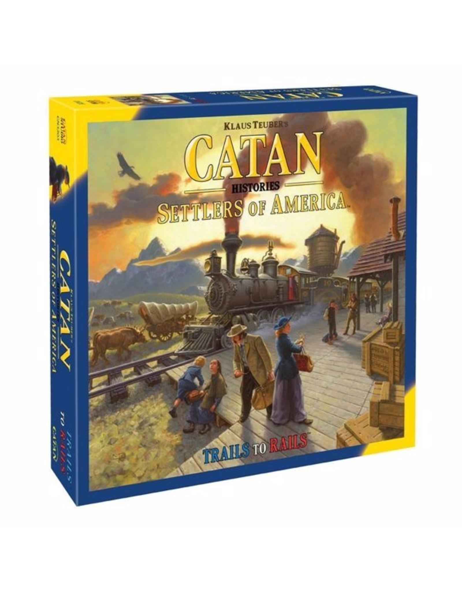 Mayfair Games Settlers Of America