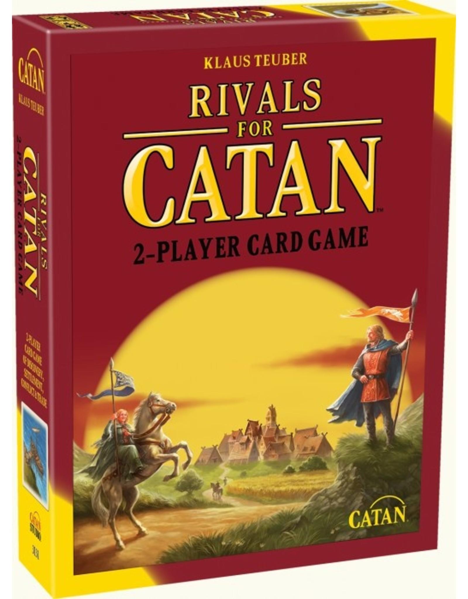 Mayfair Games Rivals for Catan