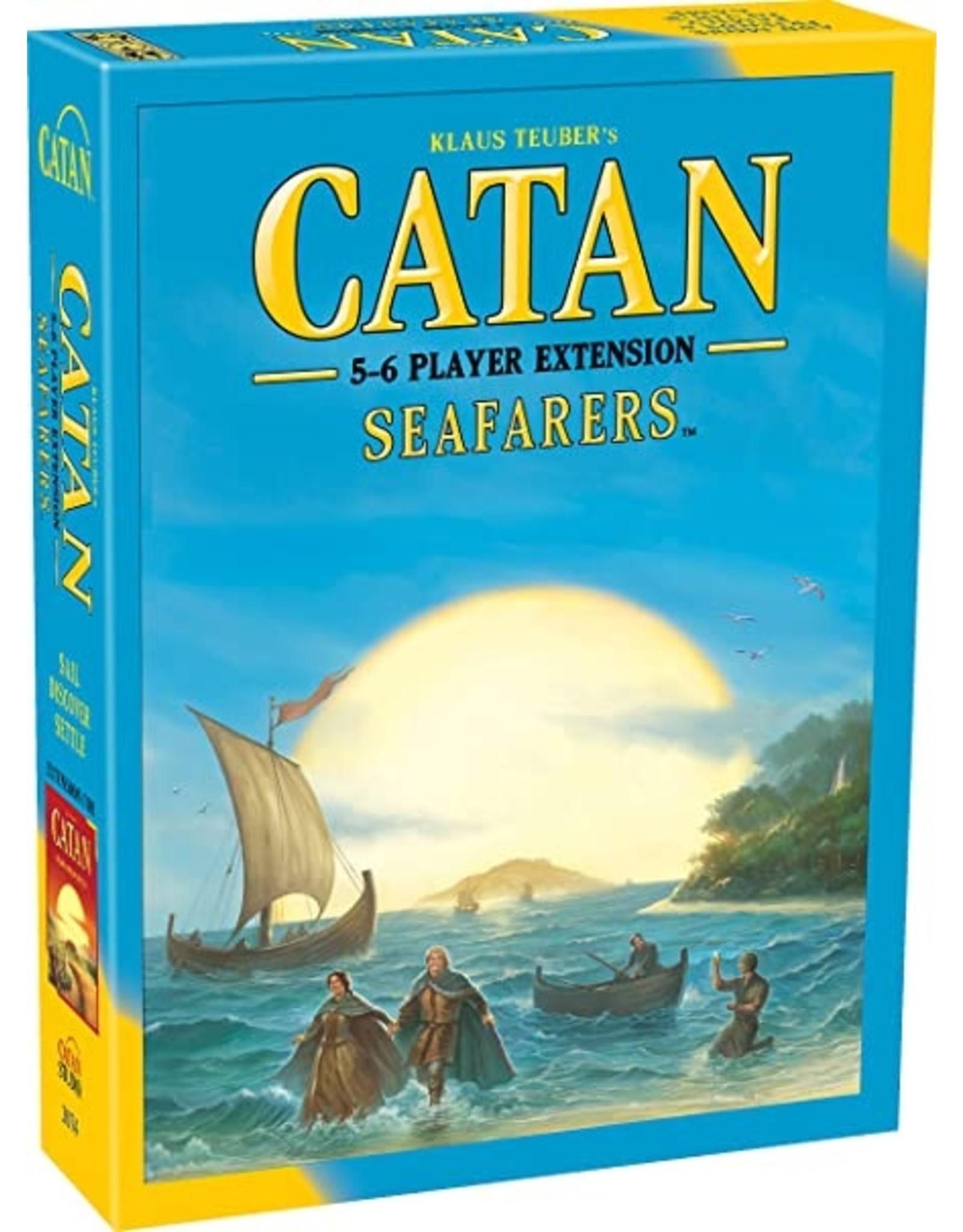 Mayfair Games Catan Seafarers 5-6 player expansion