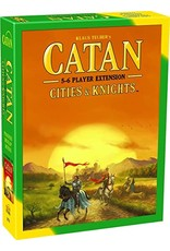 Mayfair Games Catan Cities and Knights 5-6 player expansion