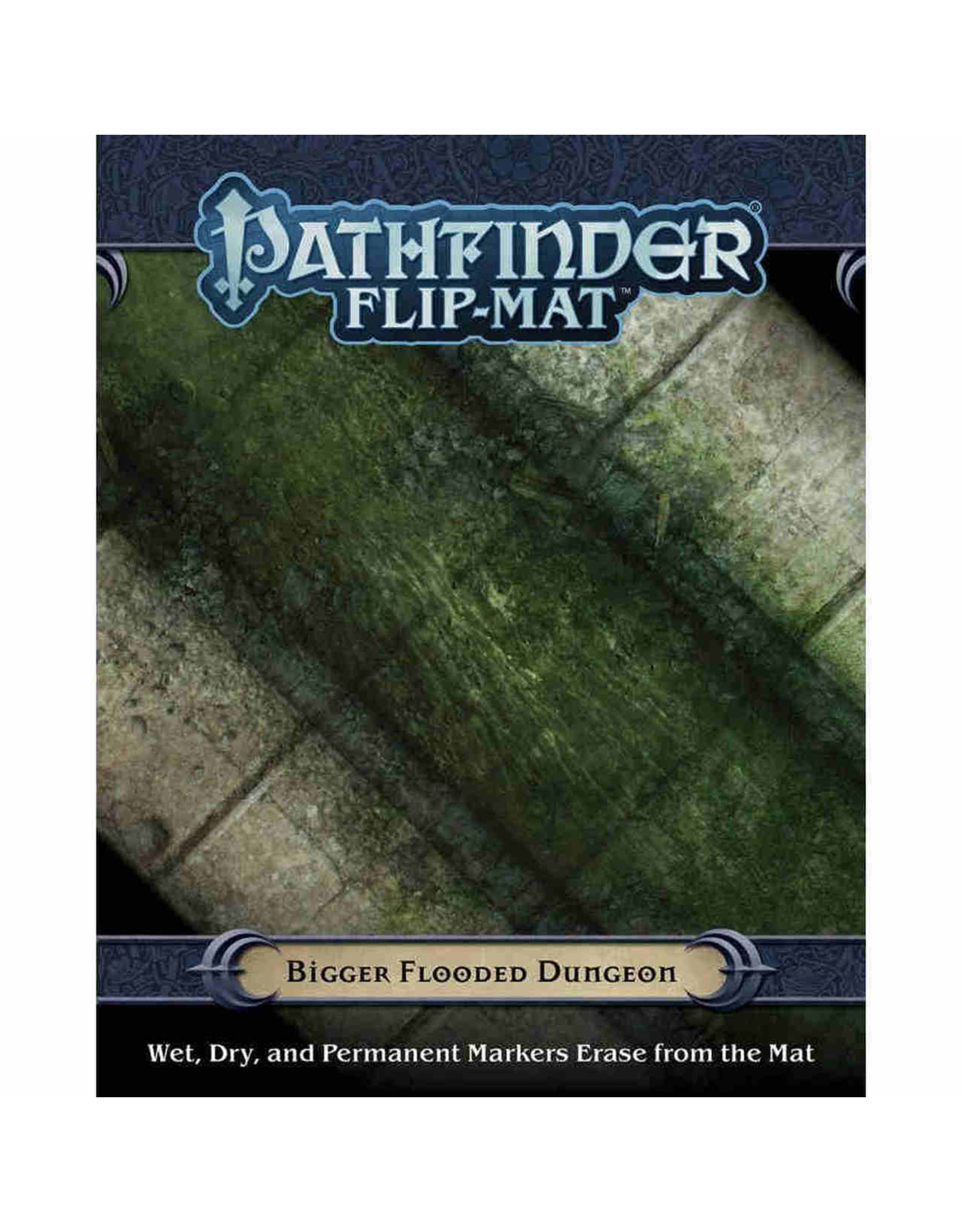Paizo Publishing PFRPG: Flip-Mat: Bigger Flooded Dungeon